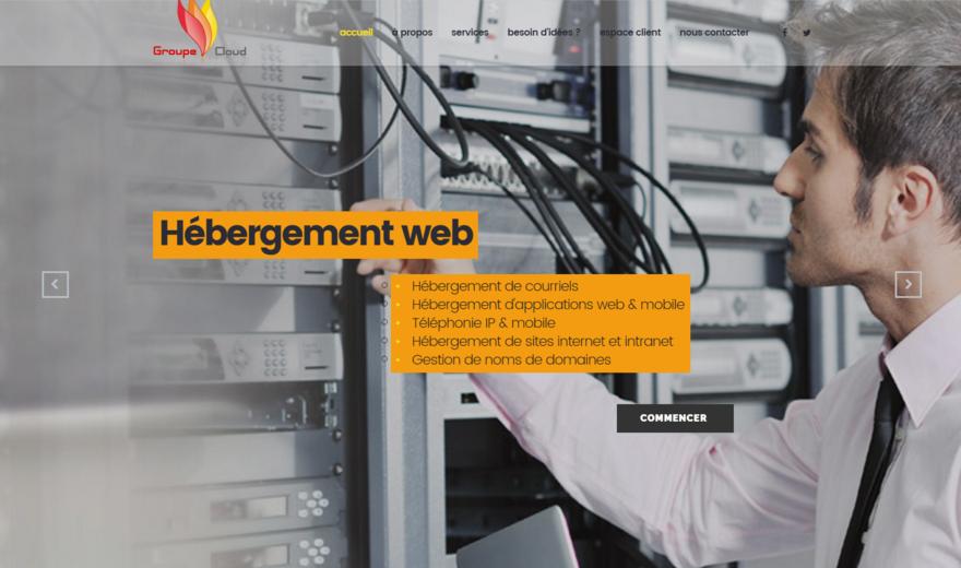 Hébergement web Plesk/CPanel