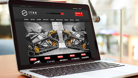 Boutique en ligne Itek Industries