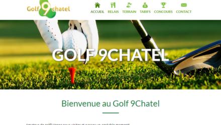 Golf 9Chatel