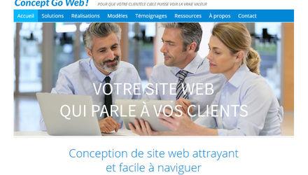 Concept Go Web!