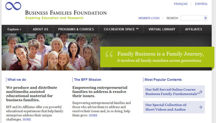 Business Families Foundation