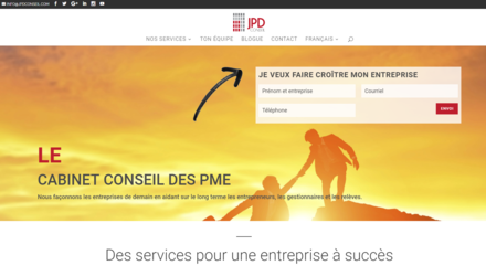 JPD Conseil Audit SEO