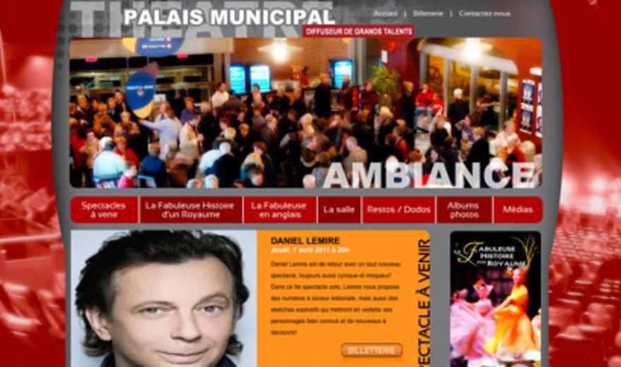 La Fabuleuse Histoire D'un Royaume / Théâtre Palais municipal