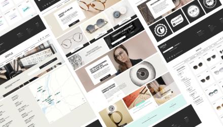 Site Web de Grandes Entreprises