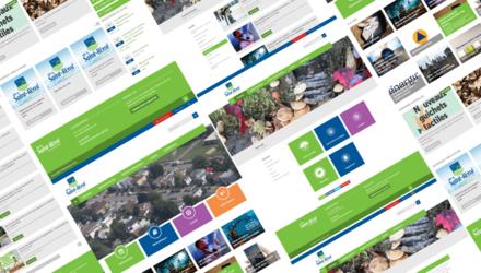Site Web de Ville et Municipalité