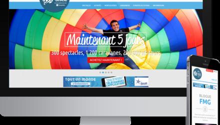 Festival des montgolfière de Gatineau
