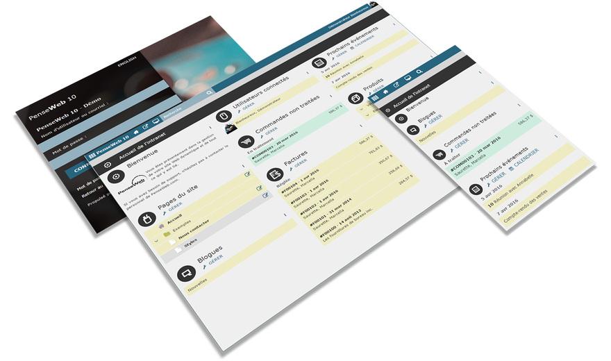 PenseWeb 10 - Votre application Web multifonction
