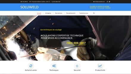 Soluweld - Conseiller en solutions de soudage