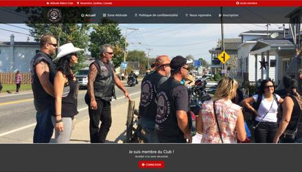 Attitude Riders Club - Club de motocyclettes