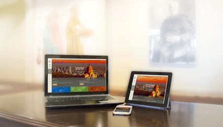 Création site web Oratoire St-Joseph