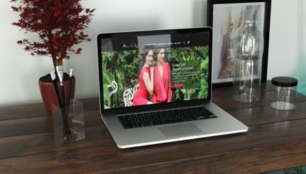 Site web Wordpress Ariane Carle