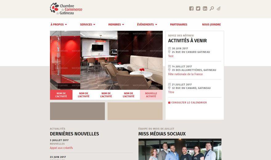 Chambre de commerce de Gatineau (En construction)