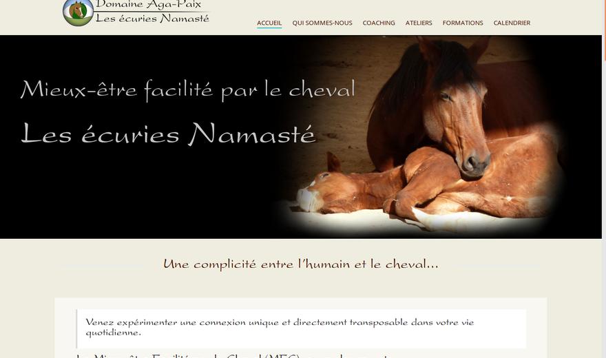 Les écuries Namasté
