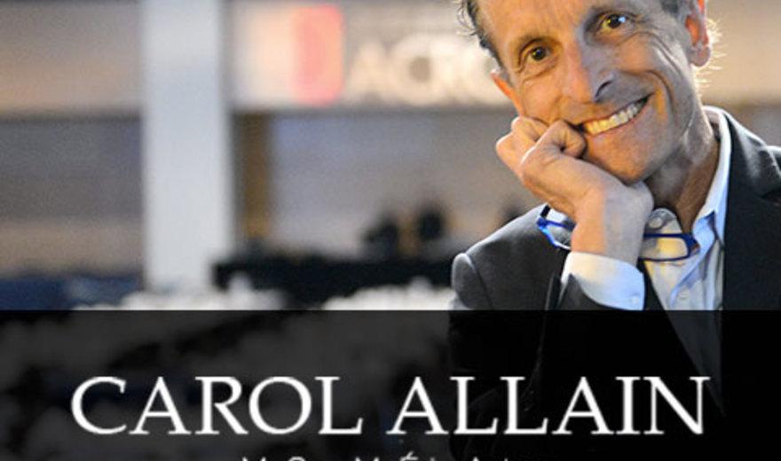 Carol Allain   Auteur   Conférencier international   M.Sc M.Éd