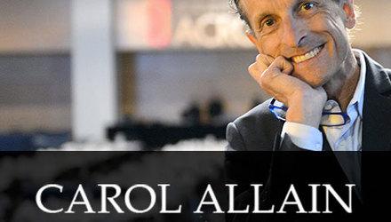 Carol Allain | Auteur | Conférencier international | M.Sc M.Éd