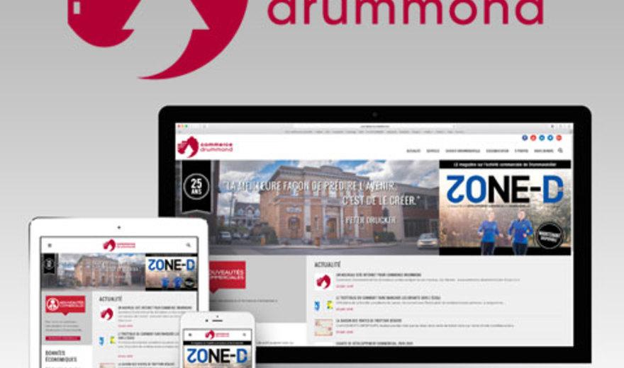 Commerce Drummond   OSBL aide aux entreprises