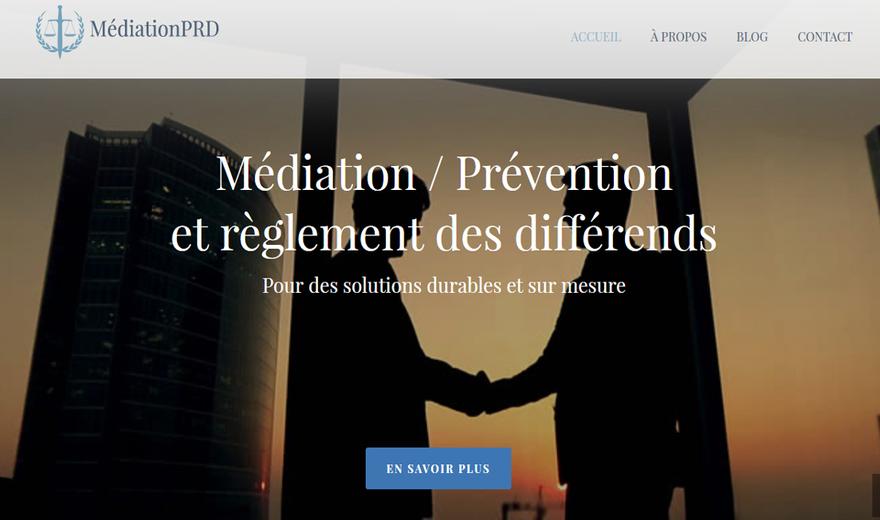 Médiation PRD