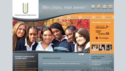 Collège Jeanne-Normandin
