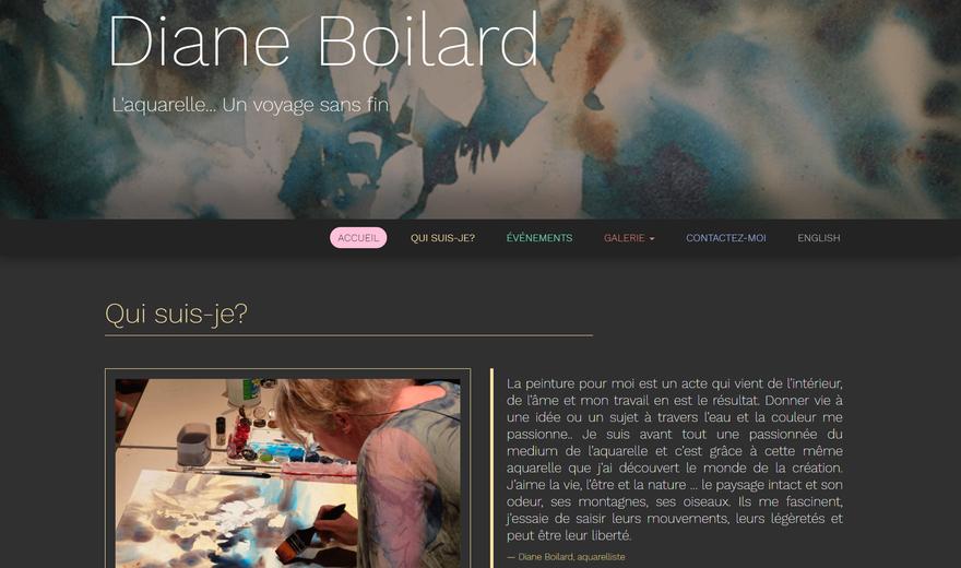 Diane Boilard