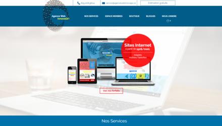 Notre site Web InnovaGO