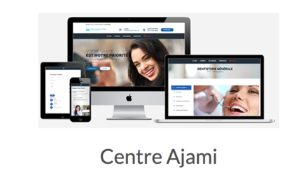 Centre-dentaire-ajami.com