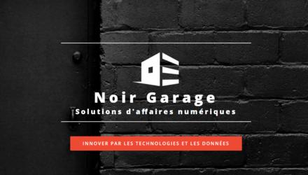 Noir Garage - Atelier numérique