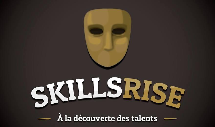 SkillsRise - Création d'une plateforme web
