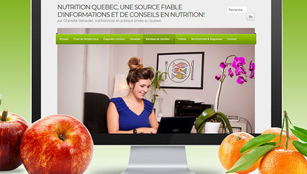 Optimisation d'un blogue