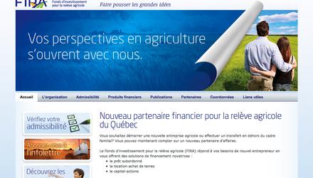 Le FIRA - Fonds d'investissement pour la relève agricole