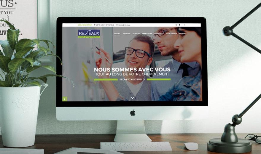 Création site web REE