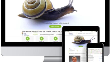 Site Web optimisé pour le référencement local