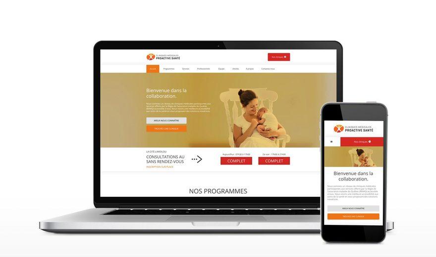 Cliniques Proactive Santé