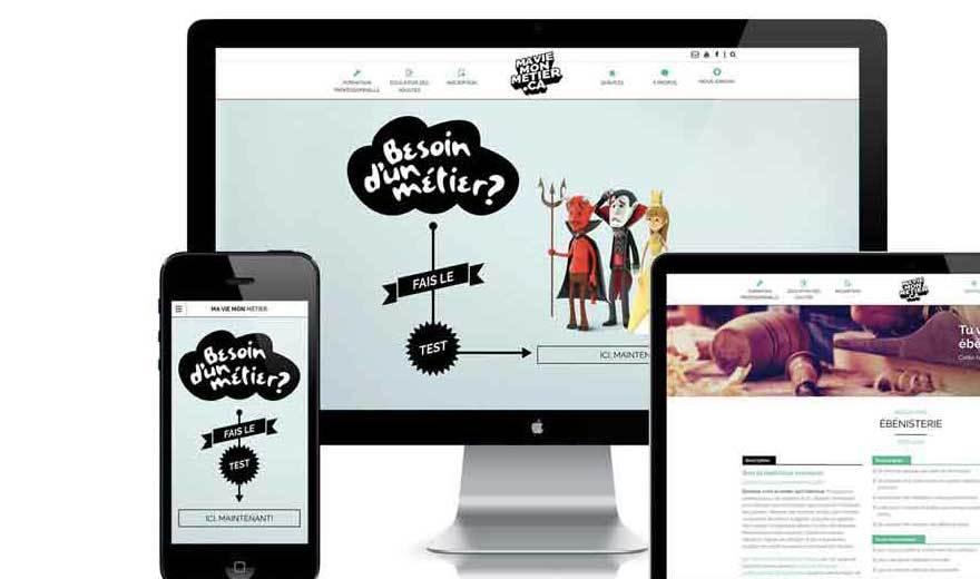 Site web formation professionnel