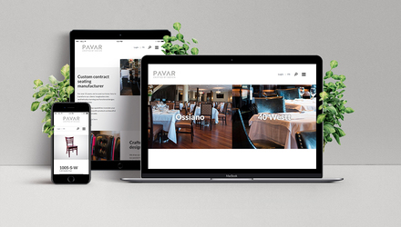 Pavar - Design & thème WordPress