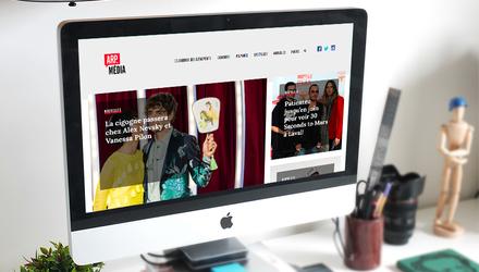 ARP - Design & thème WordPress