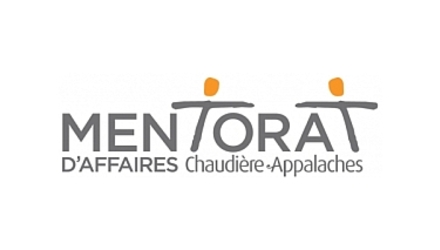 Logo du service de mentorat de la Chaudière-Appalaches