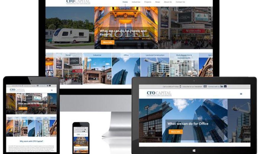 Site web gestion de continue