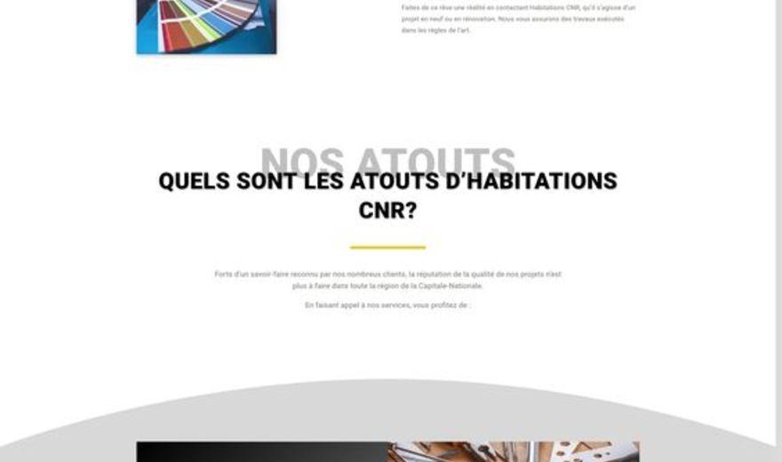 Habitations CNR