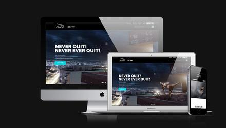 AWK Athletic Website