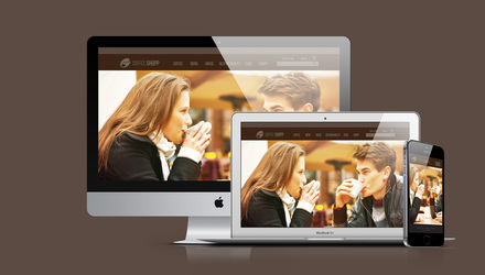 Coffee Shopp Website