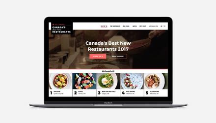 Air Canada enRoute: Les meilleurs nouveaux restos canadiens