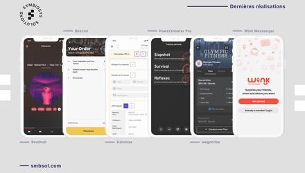 Symbiosys - Votre équipe de développement