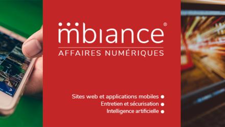 Agence Web mbiance - affaires numériques