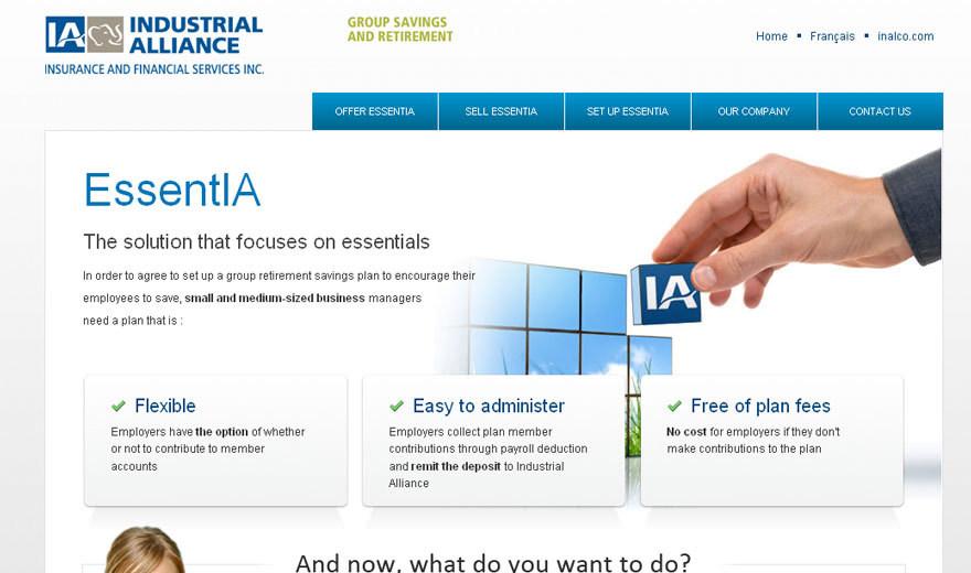 Industrielle Alliance EssentIA