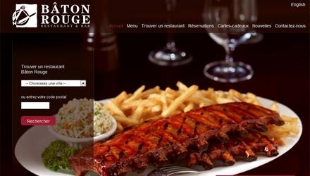 Site Internet de Bâton Rouge