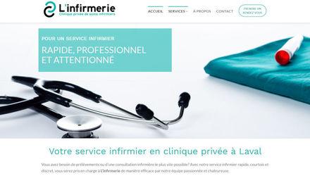 L'infirmerie - Clinique privée de soins infirmiers