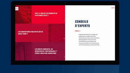 Facteur R, site web