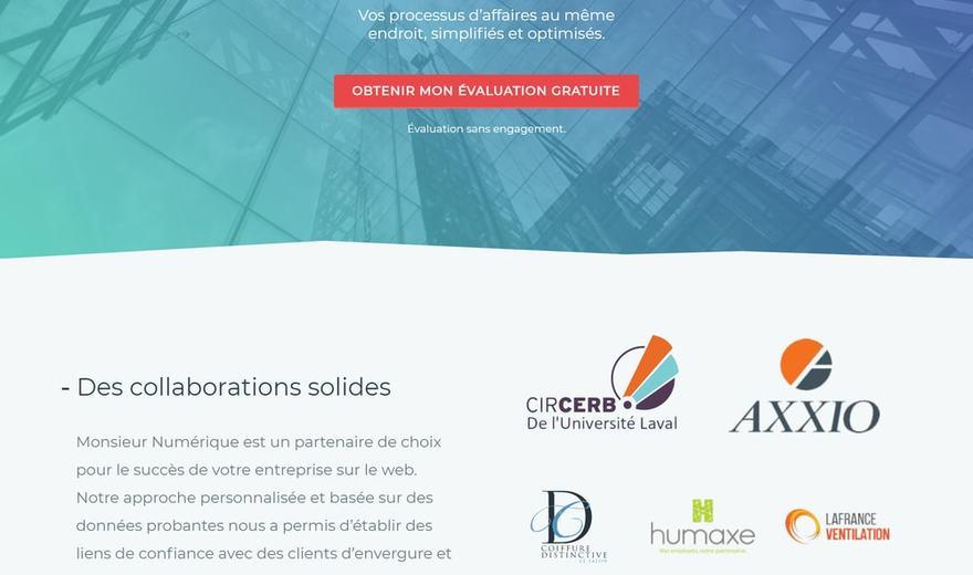 Des collaborations solides au Québec