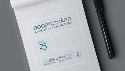 Bloc-notes ROGER SIMARD