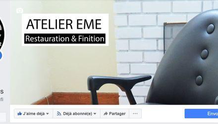 Projet: Création de page Facebook